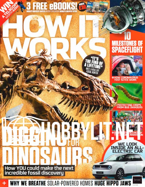 How It Works Issue 143