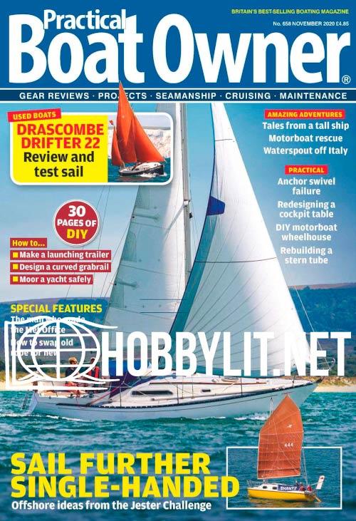 Practical Boat Owner - November 2020