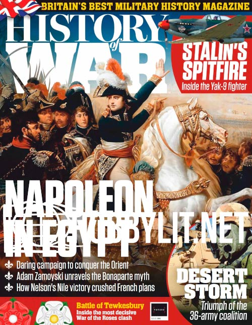 History of War Issue 086