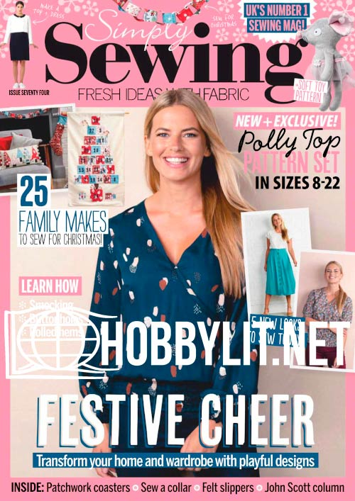 Simply Sewing Issue 74