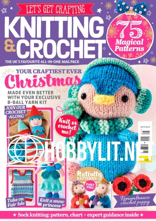 Let's Get Crafting Knitting & Crochet - September 2020