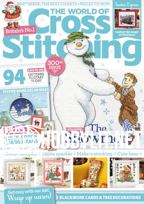 The World of Cross Stitching Issue 300
