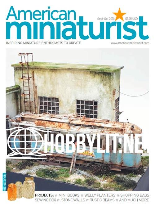 American Miniaturist - October 2020