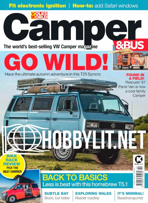 VW Camper & Bus - November 2020