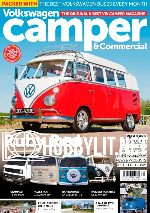 Volkswagen Camper & Commercial - October 2020