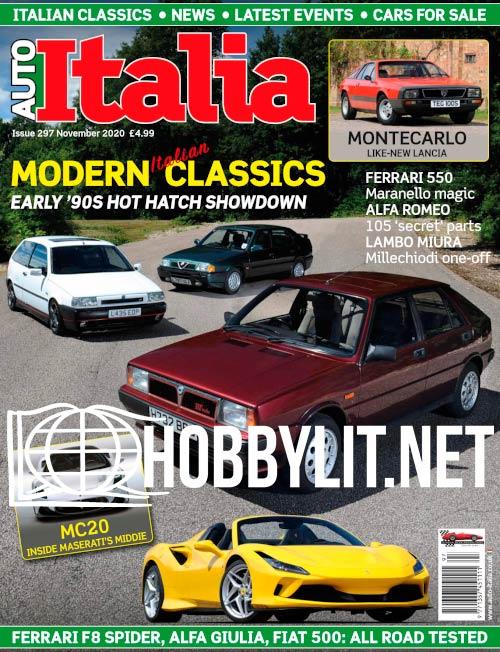 AutoItalia - November 2020