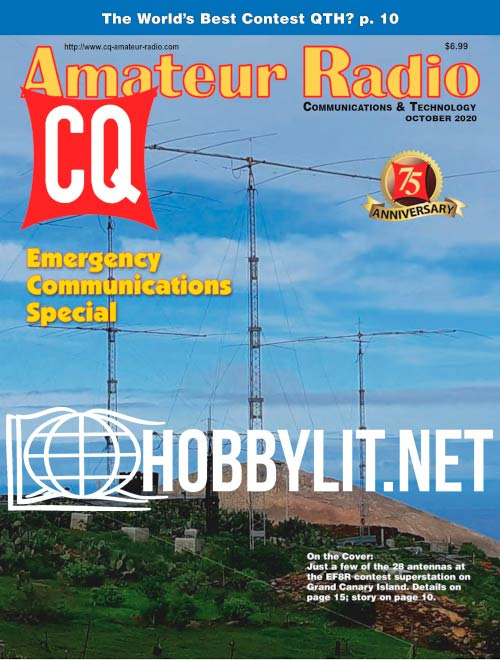 CQ Amateur Radio - October 2020