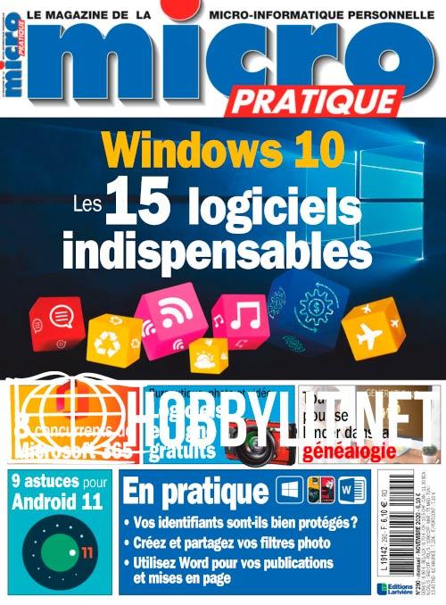 Micro Pratique - Novembre 2020