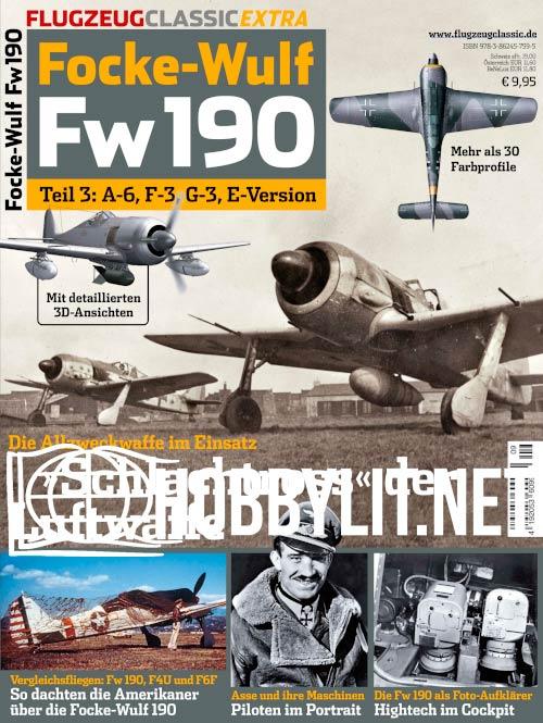 Flugzeug Classic Extra - Focke-Wulf Fw190 Teil 3