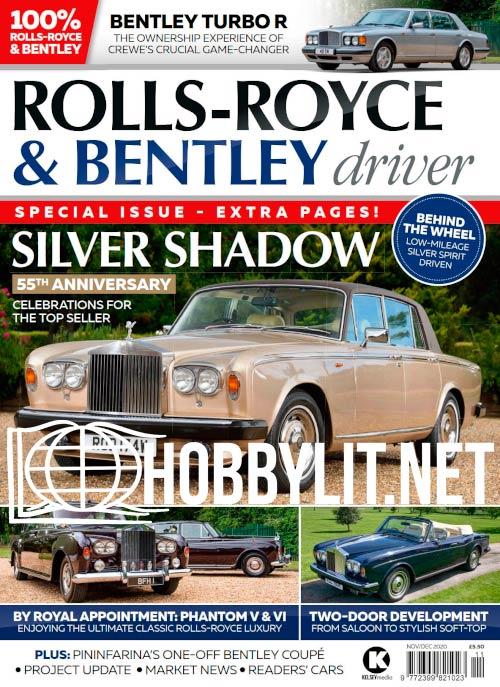 Rolls-Royce & Bentley Driver - November/December 2020