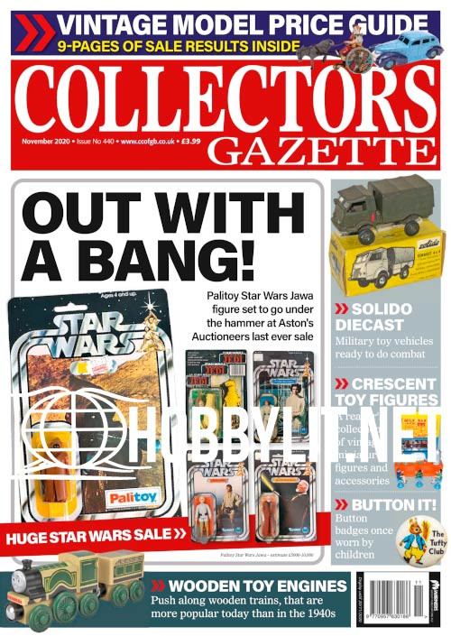 Collectors Gazette - November 2020