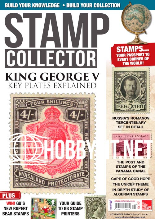 Stamp Collector - November 2020