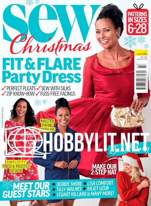 Sew Magazine - November 2020
