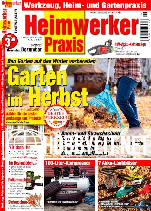 Heimwerker Praxis - November/Dezember 2020