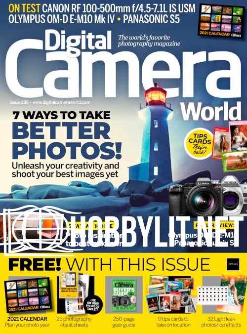 Digital Camera World - November 2020