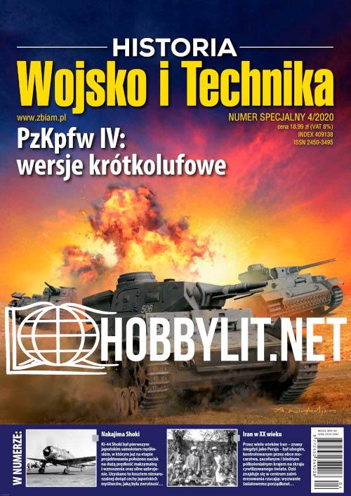 Historia Wojsko i Technika Numer Specjalny 2020-04