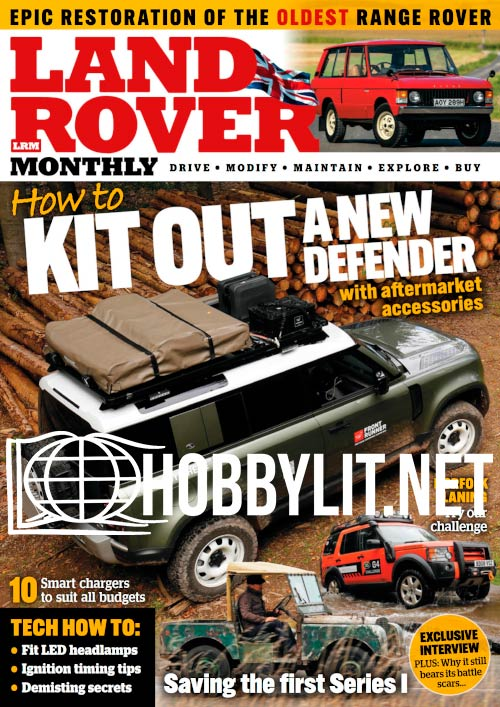 Land Rover Monthly - December 2020
