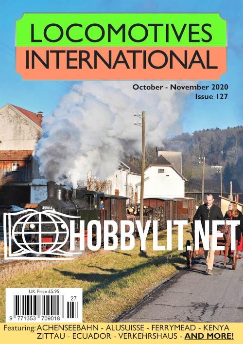 Locomotives International - October/November 2020