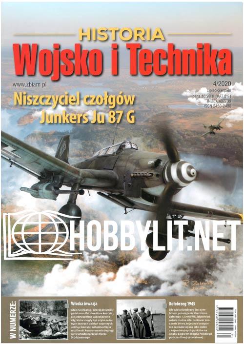 Historia Wojsko i Technika 2020-04