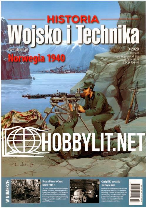 Historia Wojsko  i Technika 2020-03