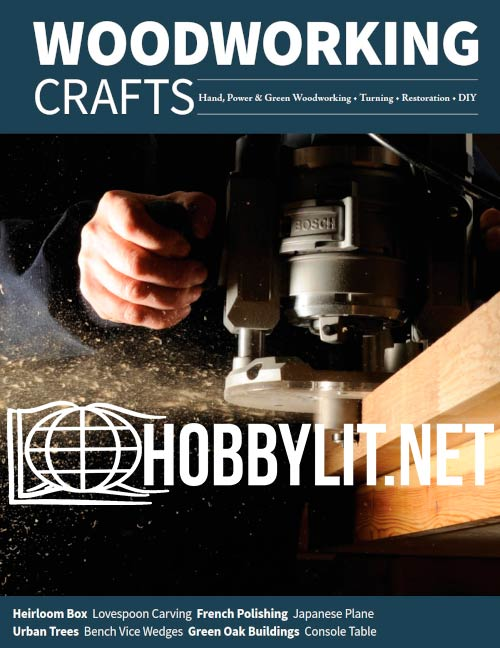 Woodworking Crafts Issue 64