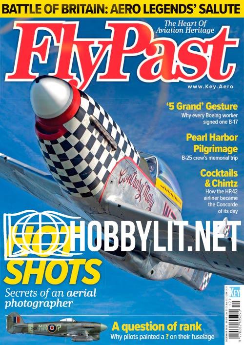 FlyPast - December 2020