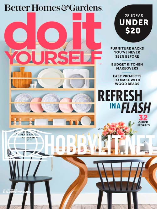 Do It Yourself - October 2020