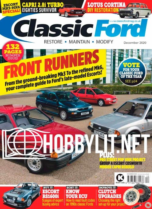 Classic Ford - December 2020