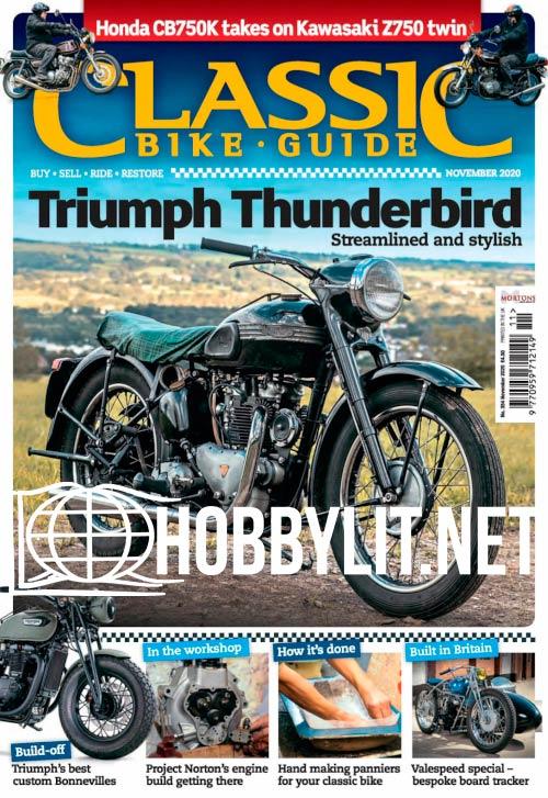Classic Bike Guide - November 2020
