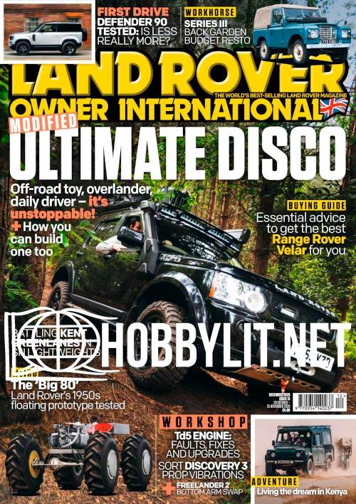 Land Rover Owner - December 2020