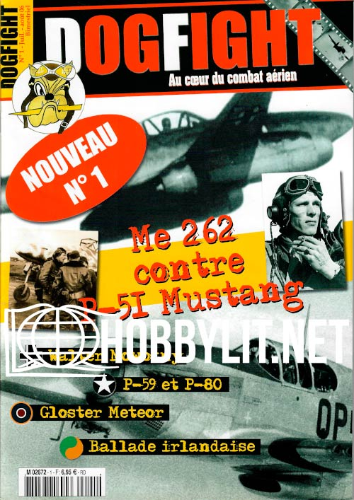 Dogfight Issue 1