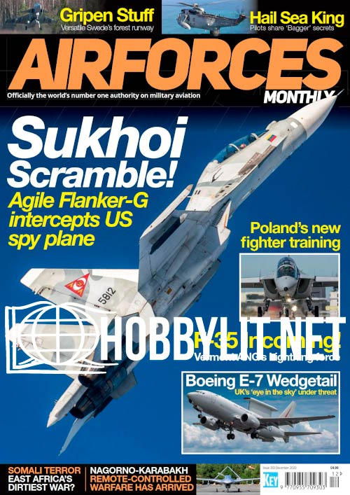 Air Forces Monthly - December 2020