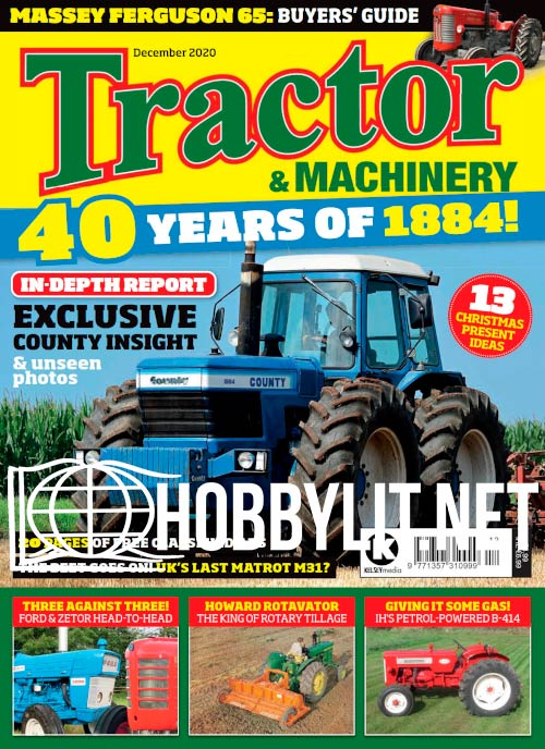 Tractor & Machinery - December 2020