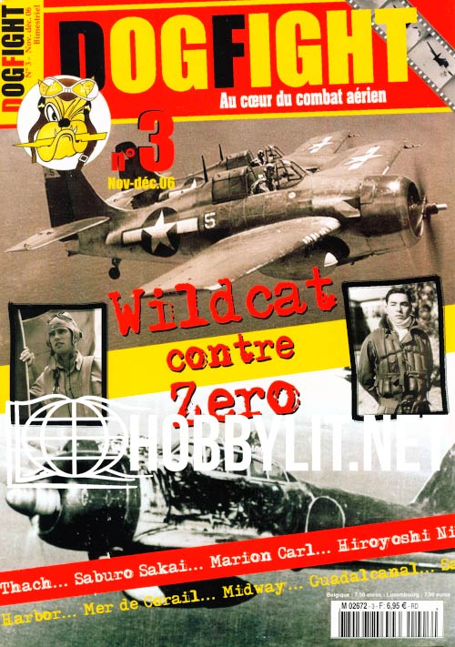 DogFight Issue 3