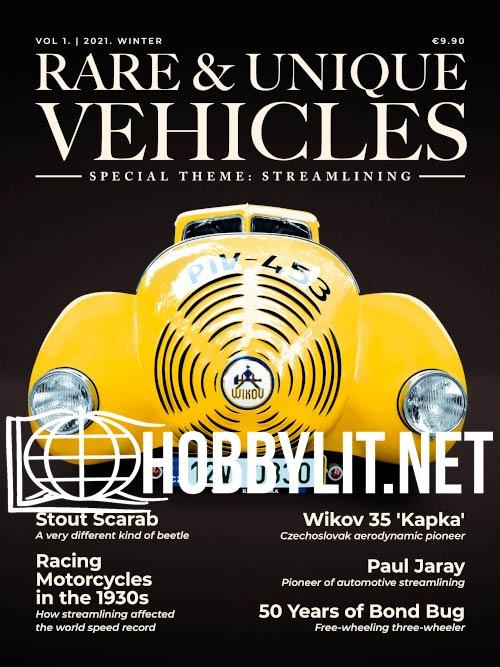Rare & Unique Vehicles Volume 1