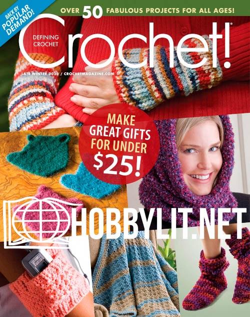 Crochet! - Late Winter 2020