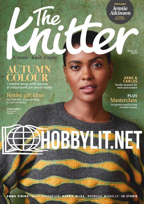 The Knitter Issue 157