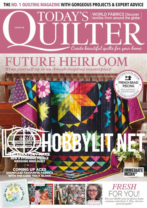 Today's Quilter Issue 69