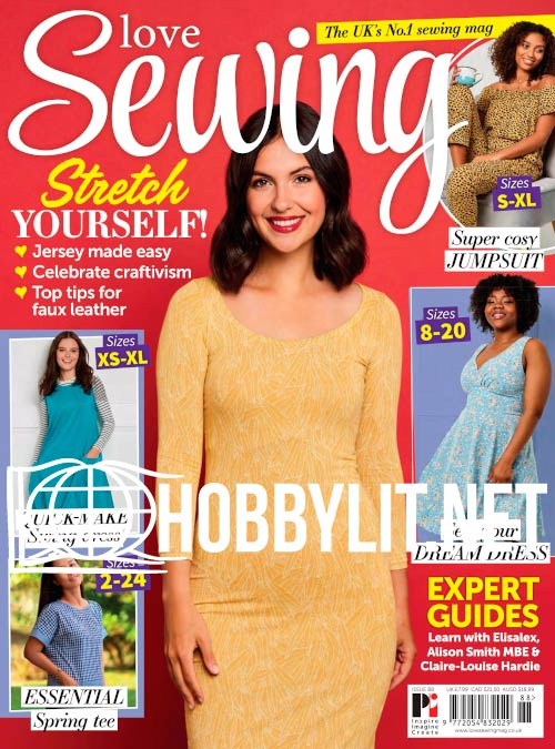 Love Sewing Issue 88