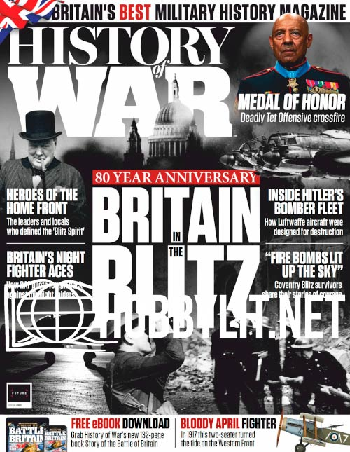 History of War Issue 088
