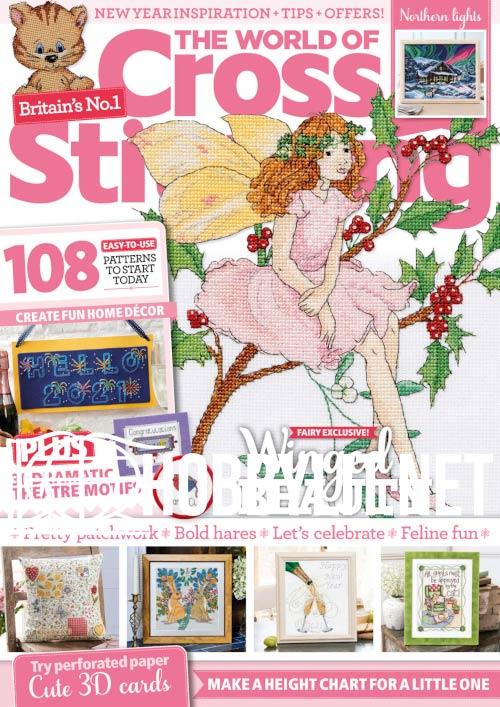The World of Cross Stitching - January 2021