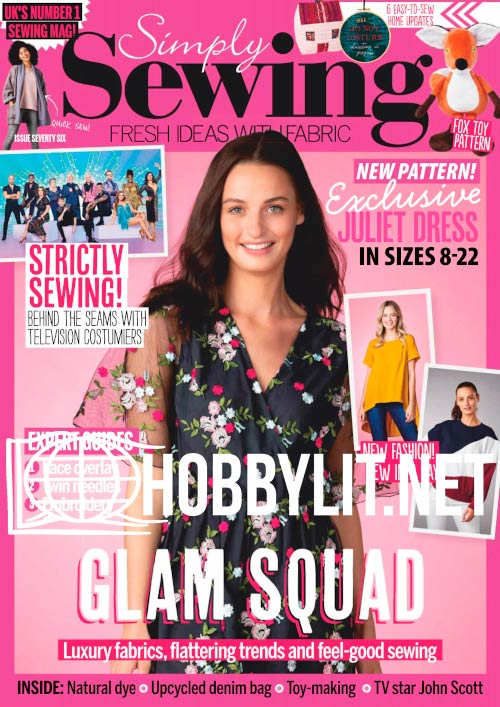 Simply Sewing Issue 76