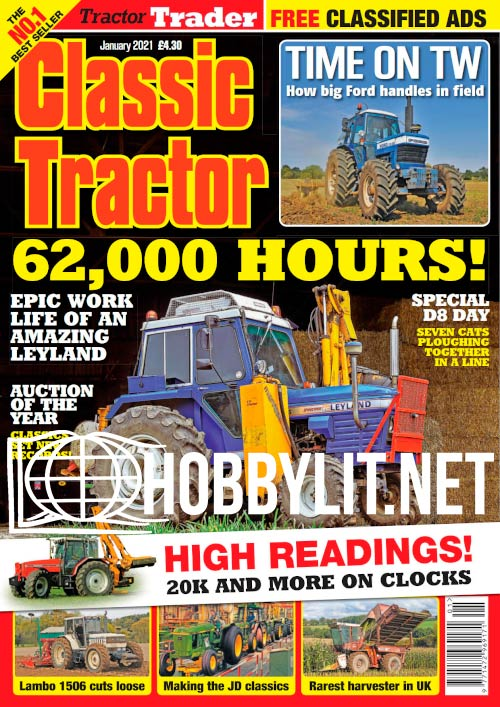 Classic Tractor - January 2021