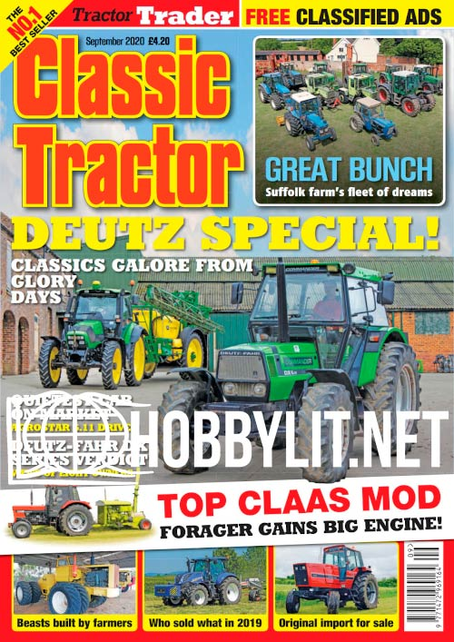 Classic Tractor - September 2020