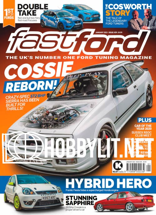Fast Ford - January 2021