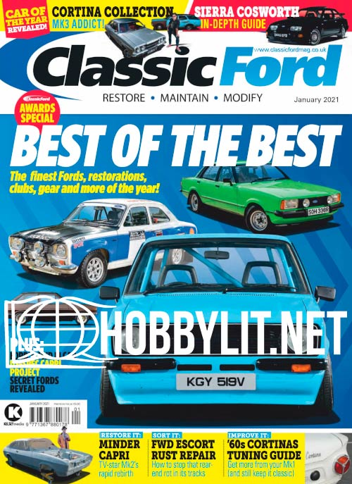 Classic Ford - January 2021