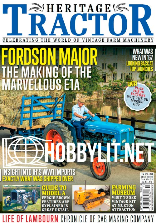 Heritage Tractor Issue 13
