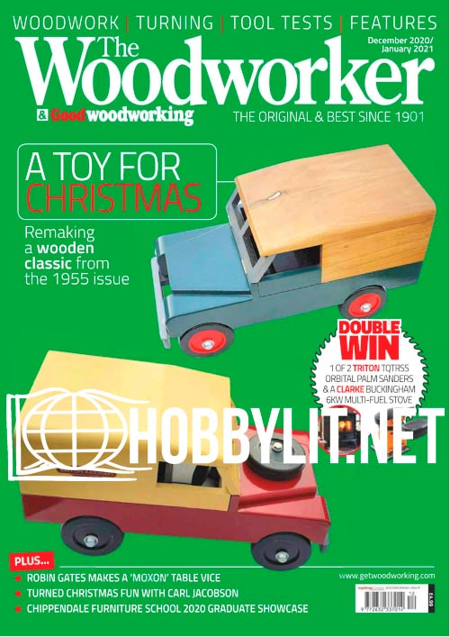 The Woodworker - December/January 2021