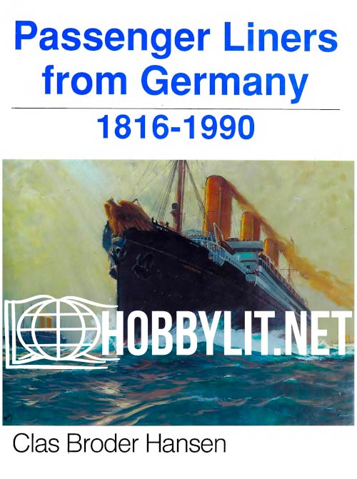 Passenger Liners from Germany 1816-1990