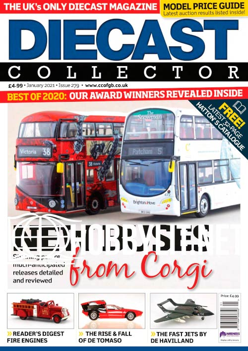 Diecast Collector – January 2021